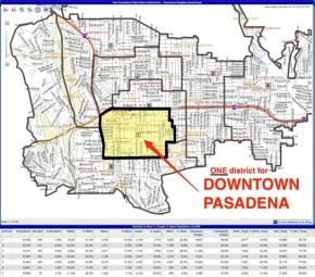 Map of One-DPNA Plan